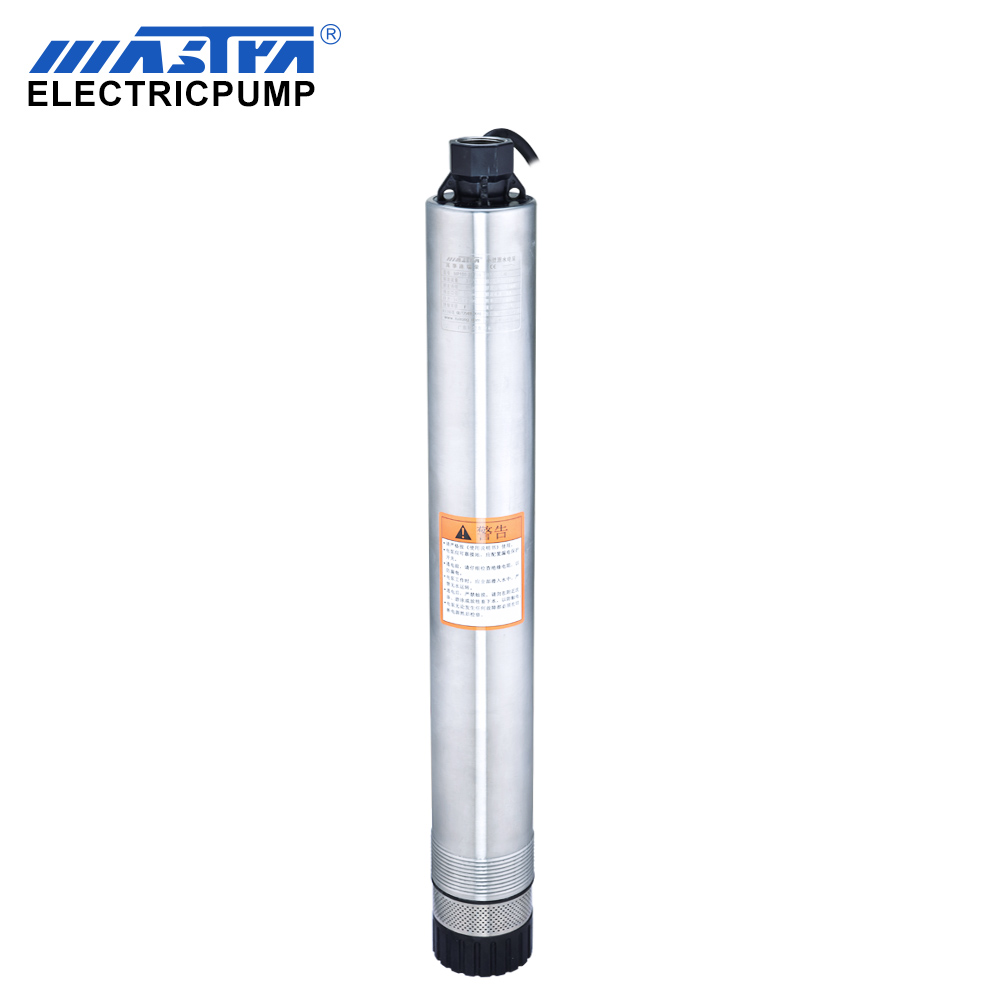 60Hz-MP100 Multistage Submersible Pump large water pumps for sale