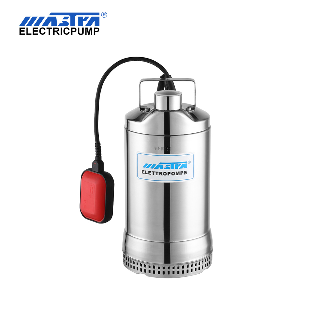 MDB550 Stainless Steel Submersible Sewage Pump dc pump motor