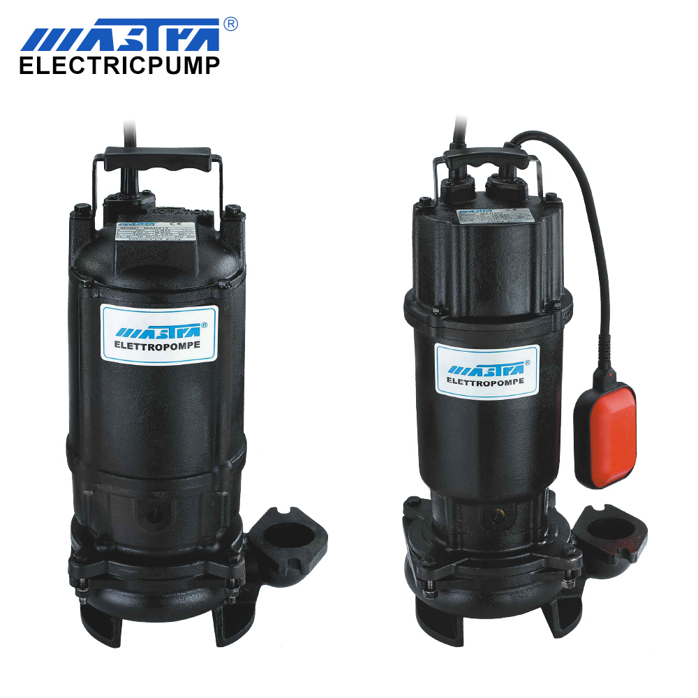 MAD Submersible Sewage Pump jet pump thruster