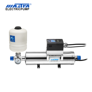 Variable Frequency Water Supply System domestic water booster pump