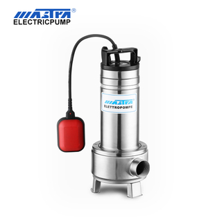 60Hz-MDL Stainless Steel Submersible Sewage Pump