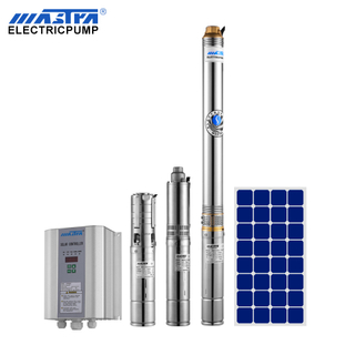 Solar DC water Pump system