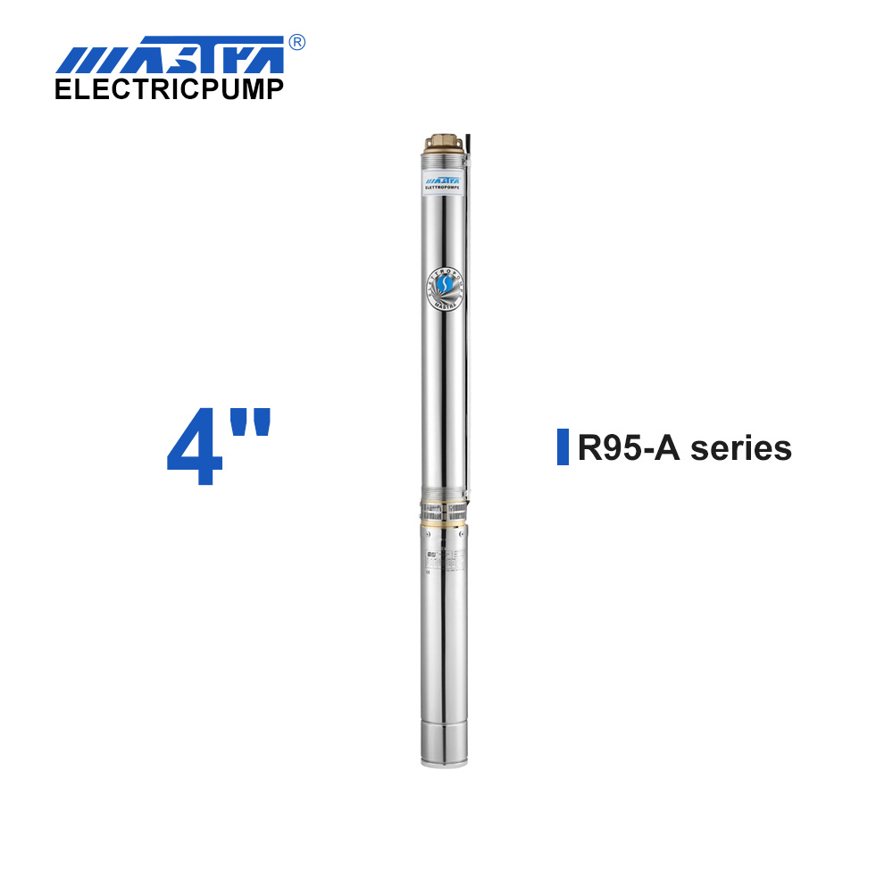 60Hz Mastra 4 inch submersible pump - R95-A series submersible well pumps for sale